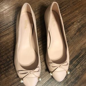 Michael Kors Ballet Flats - Pale Pink